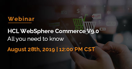 HCL WebSphere Commerce v9.0