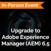 AEM 6.5 Event