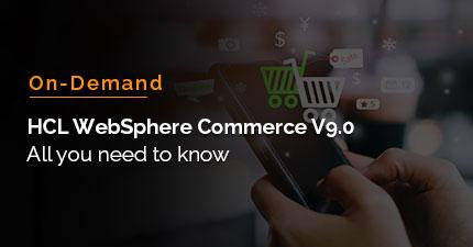 HCL WebSphere Commerce v9.0