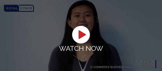 Testimonial Internship Video