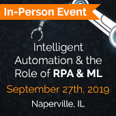 RPA ML In-Person Event