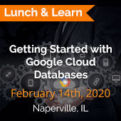 Google Cloud Databases