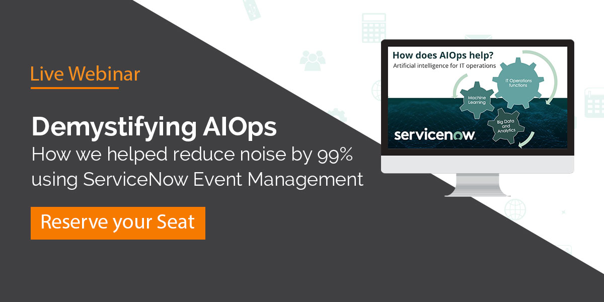 Demystifying AIOps