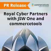 JSW One & commercetools