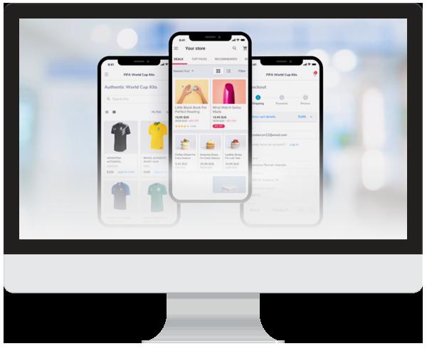 Snapstart for salesforce commerce cloud