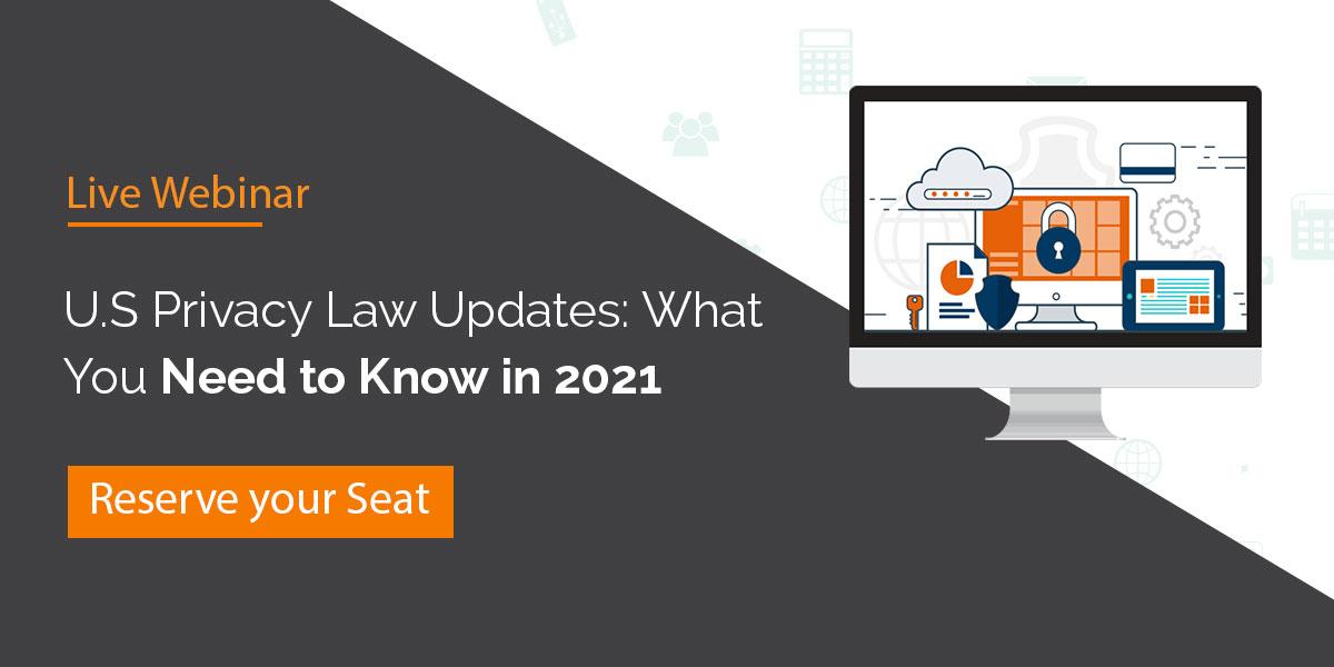 USA Privacy Laws 2021